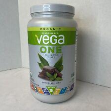 Vega - Vega One Organic All-In-One Shake Chocolate Mint - 25 oz. EXP. 8 2022