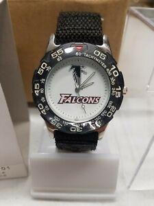 *NEW Wristwatch* NFL Atlanta Falcons Logo Sport Metal Watch Men's