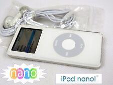 Apple iPod Nano 1GB 1st Generazione-Bianco-Modello MA350FB-condizione molto buona