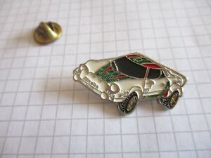 LANCIA STRATOS 1974 RALLY WORLD CHAMPION - VINTAGE PIN - PRIVATE COLLECTION us24