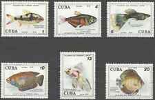 Timbres Poissons 2058/61 PA286/7 ** lot 26930