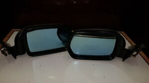 BMW 6 series side mirrors