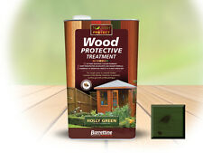 Barrettine 2.5L Premier Universal Wood Protection All In 1 Various 8 Colors