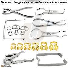 Dental Rubber Dam Restorative Tools Brinker Clamps Frame Ainsworth Brewer Stokes