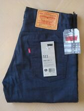 NEW Levi's Cone Denim Waxed 511 (30x34) - made in the USA