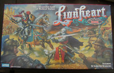 Lionheart The Customizeable Game of Medieval War Parker Brothers (90% complete)