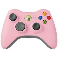 Xbox 360 - Original Wireless Controller #Pink / rosa [Microsoft] (Top Zustand)