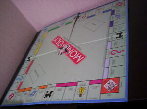Monopoly Foldable Replacement Game Board (BOARD ONLY)