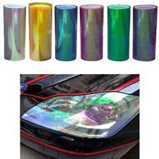 Chameleon Verwandeln Getönt Wrap Sticker Frontscheinwerfer Folie Car Licht Lampe