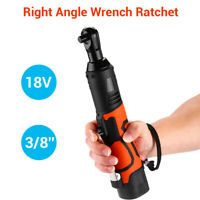 Rechargeable 18V 60Nm Impact Wrench Driver Tool Ratchet Cordless For Car Repair