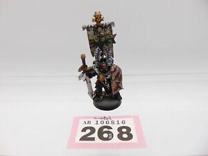 Warhammer 40,000 Space Marines Dark Angels Company Master 268-816