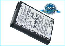 3.7 v Batería Para Samsung st94, St150, Pl100, Pl90, St150f, Sl600, Es90, ec-st95z