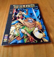 """Tellos"" # 1-9 set (Image Comics)"