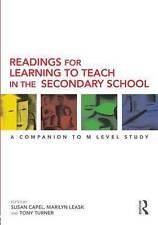 Education, Teaching Textbooks in English