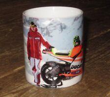 Valentino Rossi Ducati MotoGP New 2011 Bike MUG