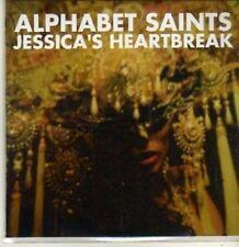 (BR530) Alphabet Saints, Jessica's Heartbreak - DJ CD