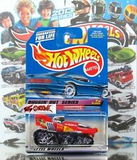 Hot Wheels 1999 #941 Treadator® RED,MW SP,BLACK THAILAND BASE