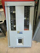 Square D Nh1B Panelboard Interior, 150 Amp Kal Main Breaker, 277/480V- E2599
