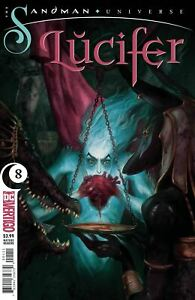 Lucifer #8 DC Comics Comic Book
