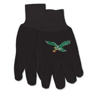 Philadelphia Eagles Utility Gloves Retro