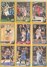 15/16 Panini Complete Basketball Gold Jose Calderon #136 Knicks SP