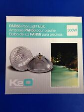 AMPOULE DE PROJECTEUR PISCINE K2O PAR56 300W