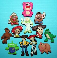 Toy Story Cake Toppers 12 Cupcake Decorations Woody Buzz Lightyear Jess NEW