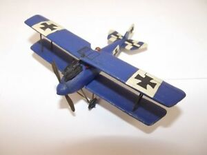 Givejoy Toys Skybirds 1/72nd Scale Aircraft Roland D.II Made 1935-42
