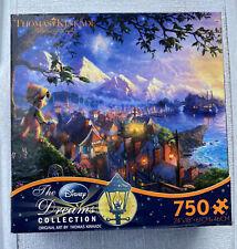 Thomas kinkade pinocchio Wishes Upon A Star puzzle 750 Ps