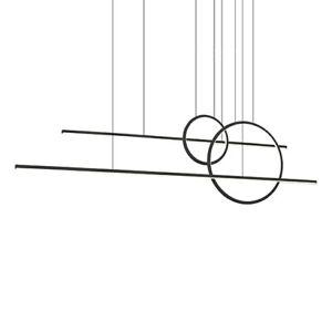 Kuzco Lighting - MP14956-BK - Pendant - Chute Calypso - Black