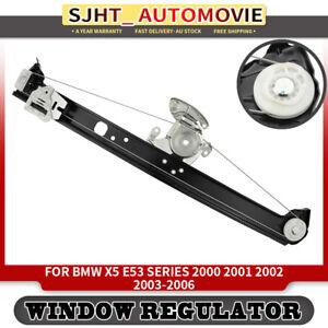 Power Window Regulator fit BMW X5 E53 2000-2006 Rear Left W/o Motor 51357125059