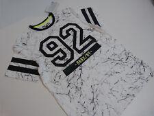 T-Shirt Gr.158/164 Bio Cotton schwart/ weiß - NEU