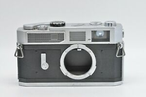 [EXC CANON 7 35mm Rangefinder Film Camera Body Leica screw L39 from JAPAN