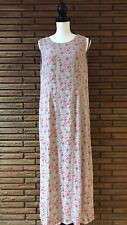 April Cornell Floral Rayon Dress Size Medium