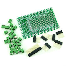 Prototype Screw/Terminal Block Shield Board Kit For Arduino MEGA-2560 R3.