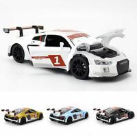 1:32 Audi R8 LMS 2015 Rennauto Die Cast Modellauto Spielzeug Geschenk Sammlung