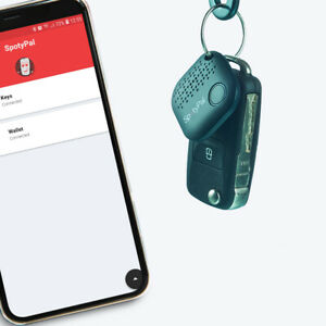SpotyPal - Bluetooth Key finder Phone finder, Separation alert, Panic button