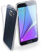 Cellularline Cover fine per Samsung Galaxy S7 trasparente 2 Pellicole