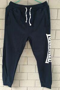 Lonsdale Mens Tavistock Track Pants Sweat Jogger Training Bottoms Sport Trousers