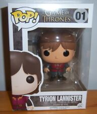 FUNKO POP Game Of Thrones Tyrion Lannister 01  Vinyl Figure - NEW