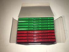 1 box 72no Rexel Blackedge Carpenters Pencil Mix 36/36