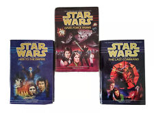 Star Wars Thrawn Trilogy Hardcover By Timothy Zahn(Lot of 3)
