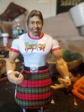 WWE Jakks Classic Superstars Roddy Piper from 2 Pack loose mint