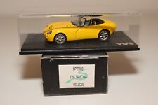 Q SPARK SPTR09 TVR TAMORA YELLOW MINT BOXED
