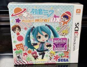 Hatsune Miku Project Mirai DX 3DS SEALED