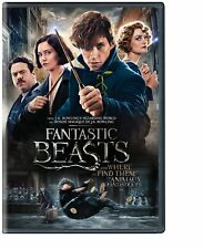 Fantastic Beasts and Where To Find Them (Bilingual) 2-Disc DVD + UV Digital Copy