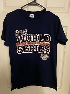Vintage Little League World Series 2014 T-shirt Size Small
