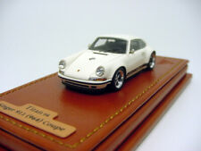 1/64 Make Up Company TM001C Singer Porsche 911/964 Coupe Ivory White Miniwerks