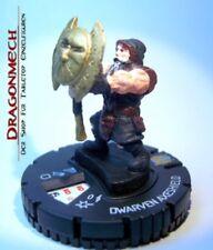 HeroClix Mage Knight Resurrection #002 Dwarven Axeshield