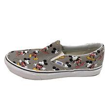 Vans Shoes Disney Mickey Mouse Size Womens 11 mens 9.5 Disneyworld